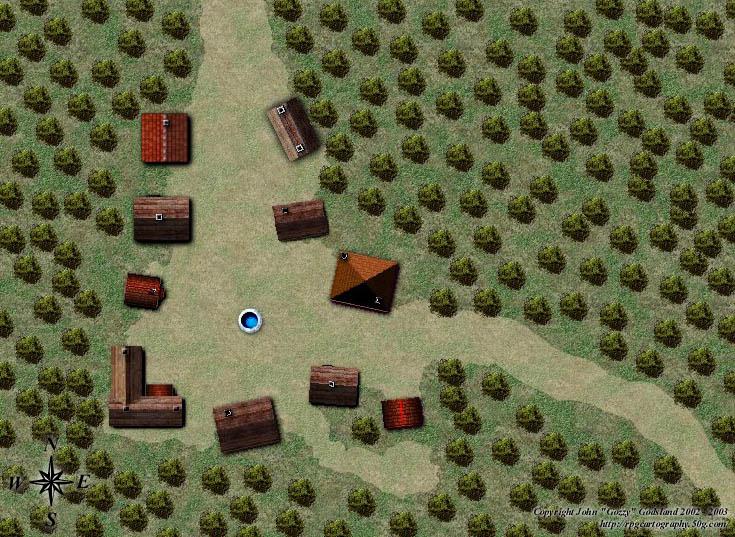 Map - Village
